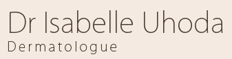 Docteur dermatologue Isabelle Uhoda MD-PhD Logo